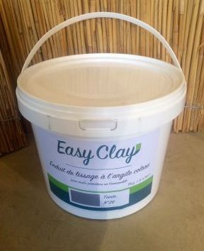EasyClay Seau 8kg argile